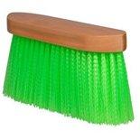 var_66056_borstel_lang_haar_houten_rug_neon_green_1_maat.jpg